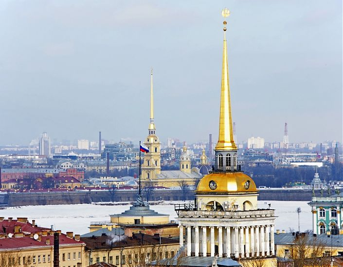 Three days tour in Saint-Petersburg (econom)