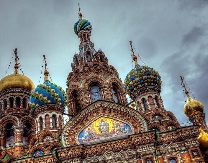 St.Petersburg (join tour)